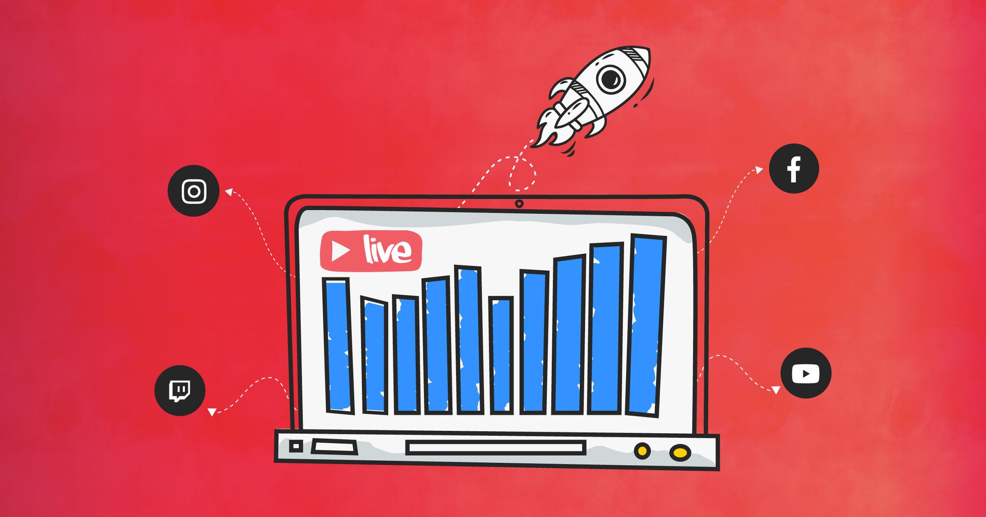 5 Ways Live Streaming Can Transform Your Social Media Strategy