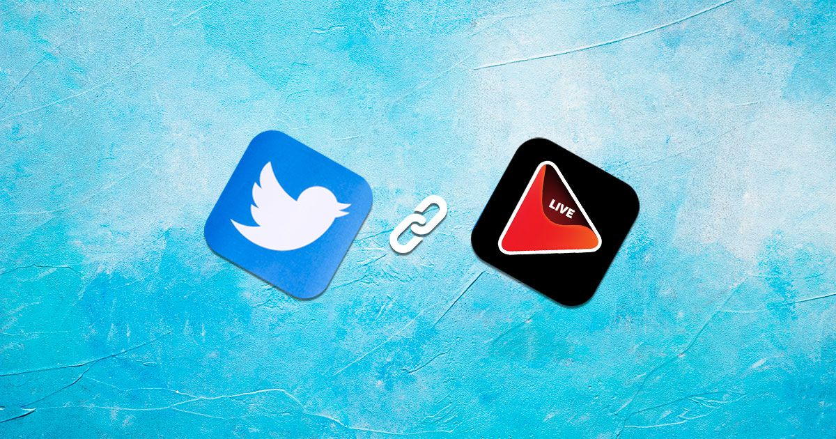 Twitter Live + OneStream = A Deadly Live Streaming Combo